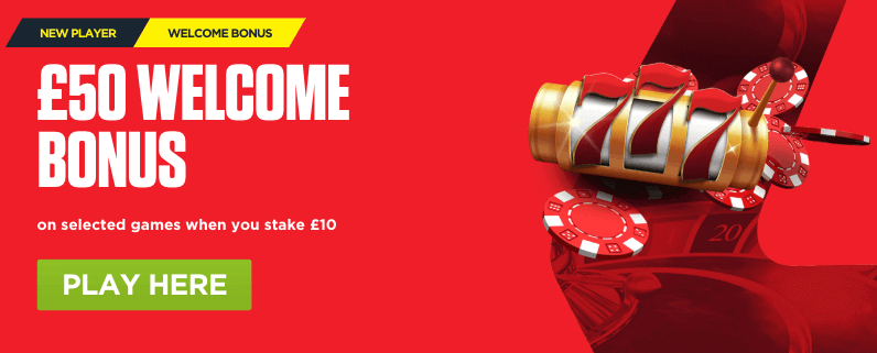 50 welcome bonus at ladbrokes