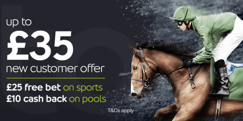 totesport welcome offer banner