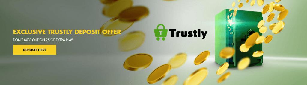 bethard bonus with trustly