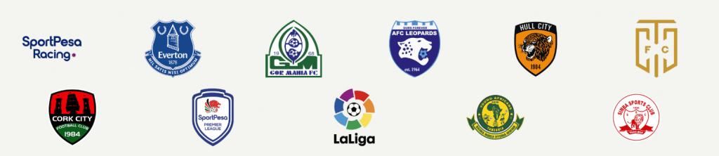 sportpesa sponsored teams