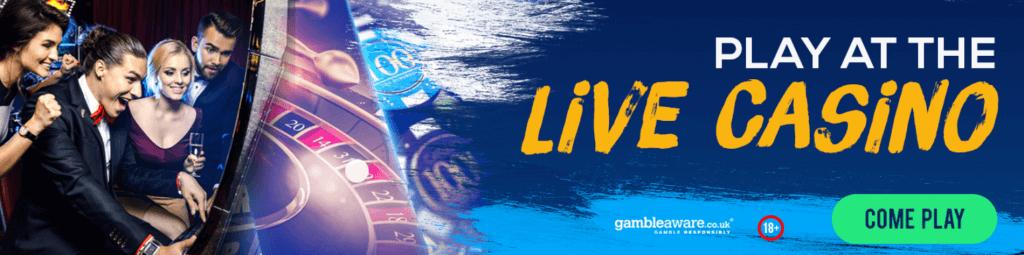 live casino sportpesa