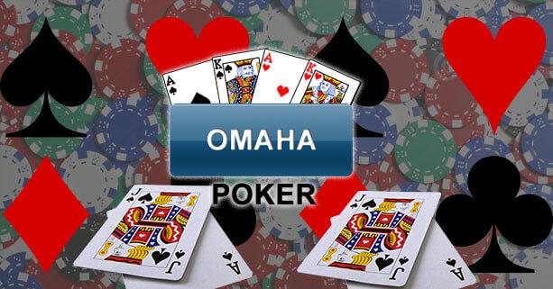 Omaha Poker banner