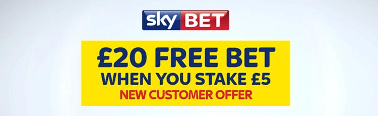 skybet free bet