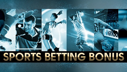 sports betting bonus banner