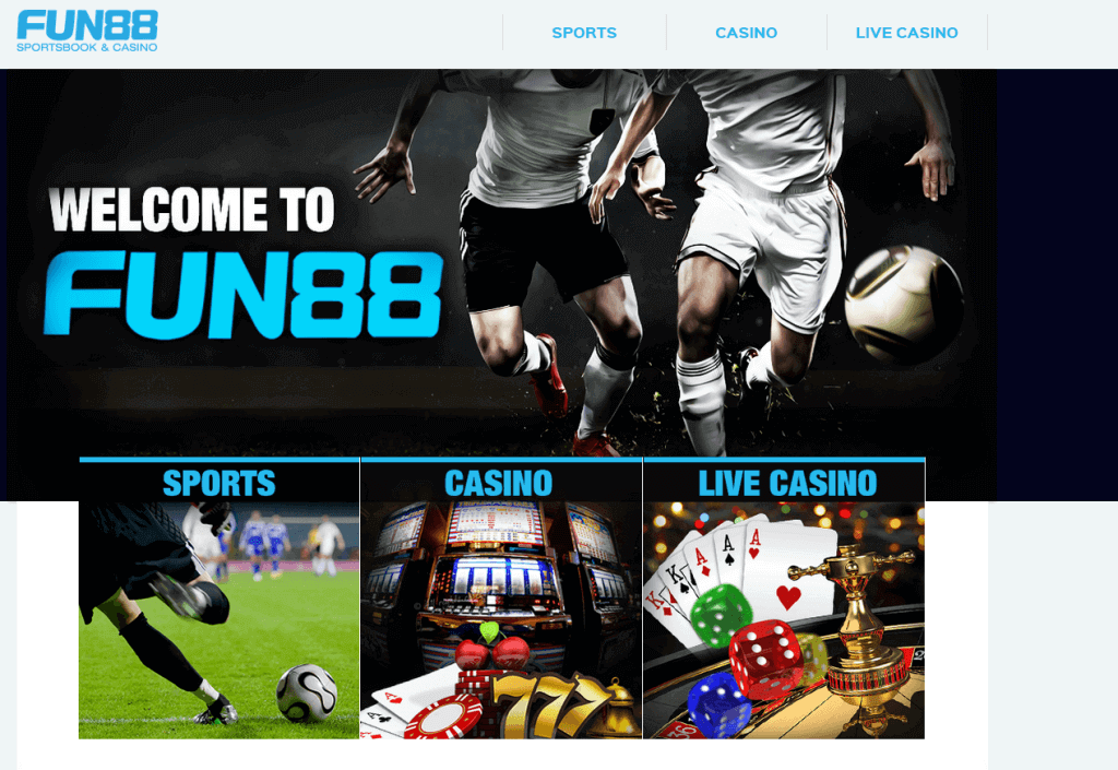 fun88-sports casino live casino