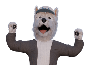 betpal dog mascot