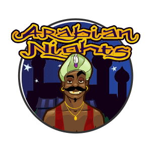 arabian nights slot icon