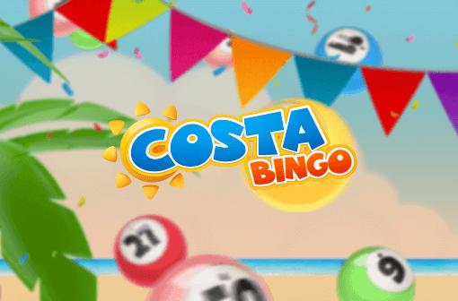 costa bingo banner