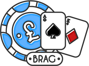 brag poker icon