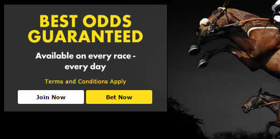 Best Odds Guaranteed bet365