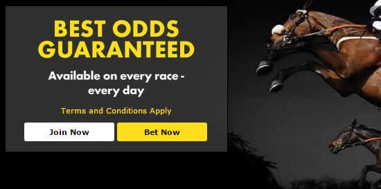 Best Odds Guaranteed bet365