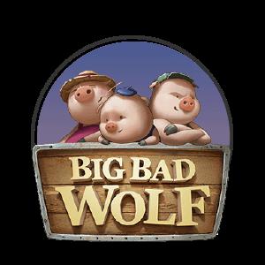big bad wolf slot logo