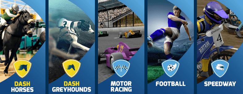 betfred virtual sports