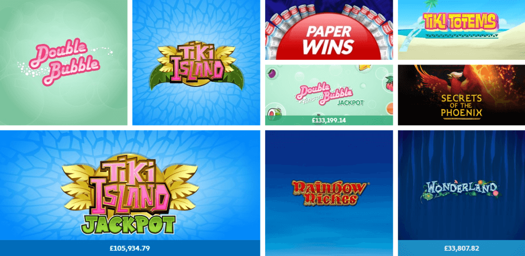 jackpotjoy slot games