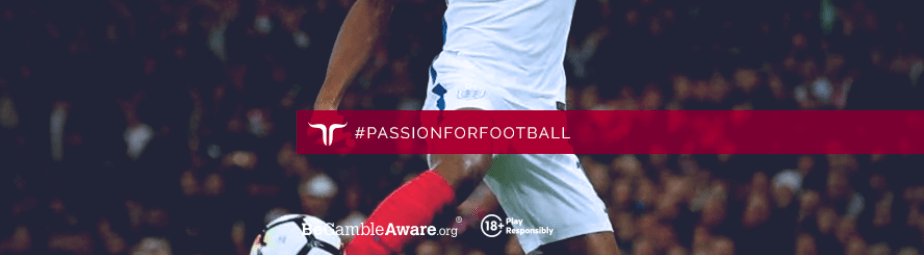 passion for football banner