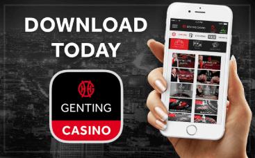 mobile casino app genting casino