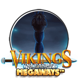 vikings unleashed slot logo