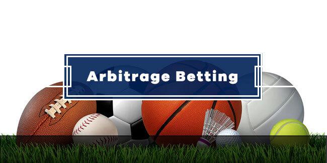 Arbitrage Betting banner