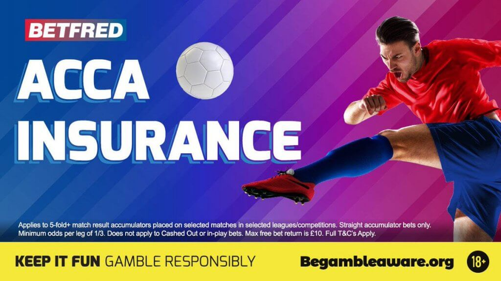betfred acca insurance