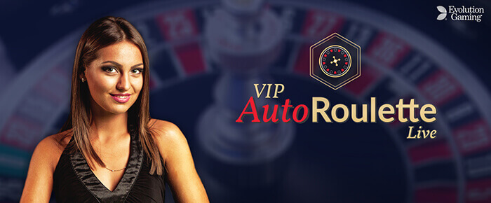vip auto roulette live