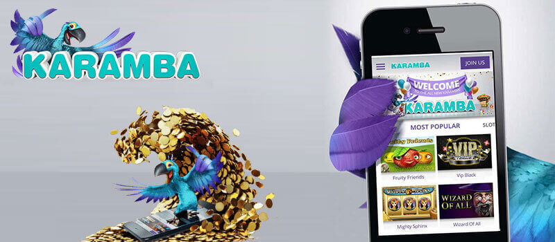 karamba on mobile device