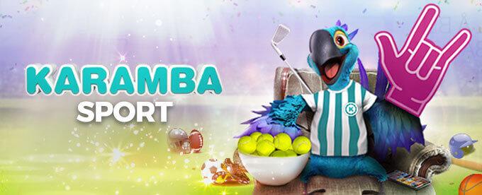 karamba sport banner