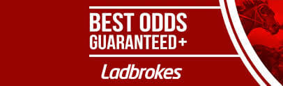 best odds guaranteed ladbrokes