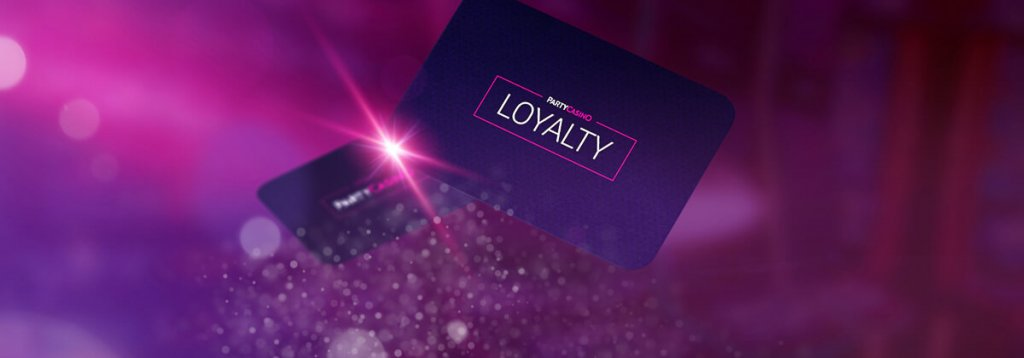 partycasino loyalty and vip program