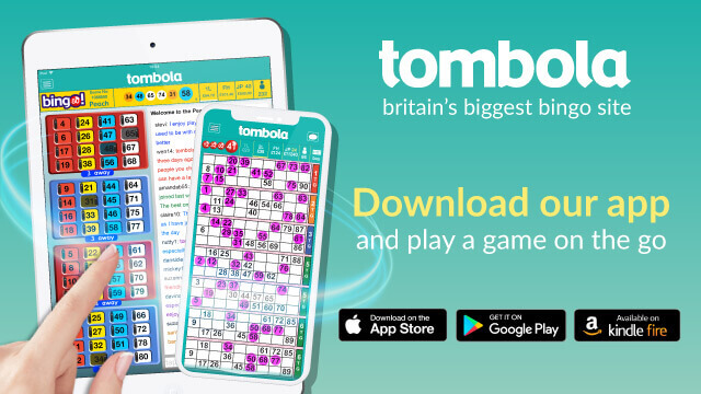 tombola mobile app