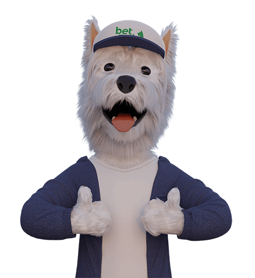 betpal mascot with thumbs up