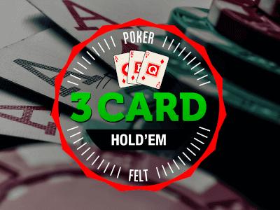 3-Card Hold'em