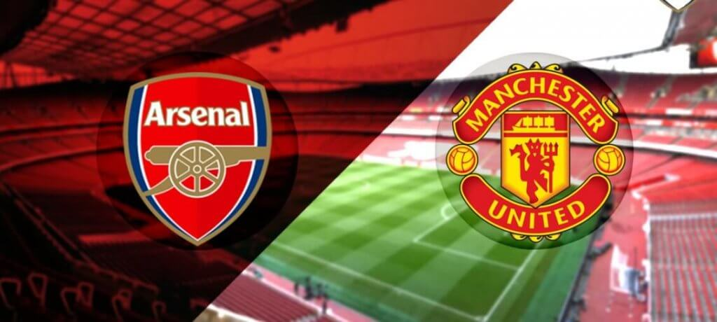 man u vs arsenal