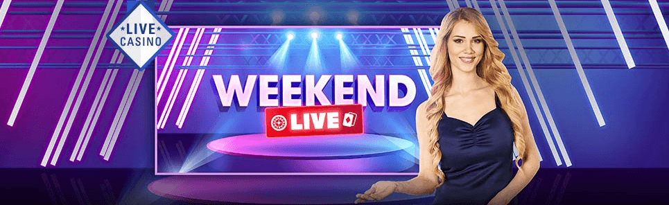 pokerstars weekend live