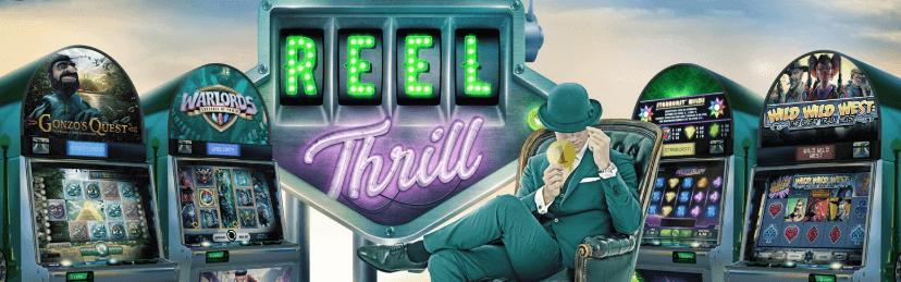 reel thrill mr green