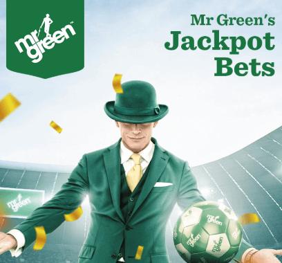 mr green jackpot bets