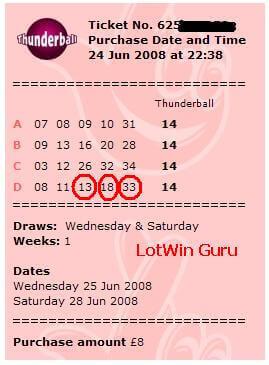 Thunderball 2008