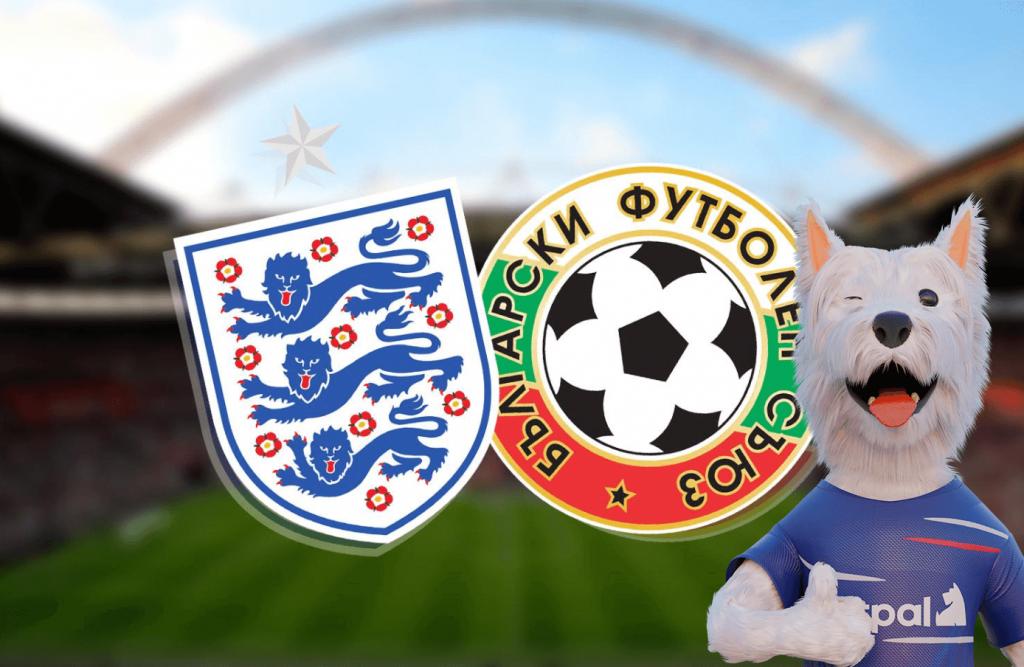 England v Bulgaria Odds and Bookies