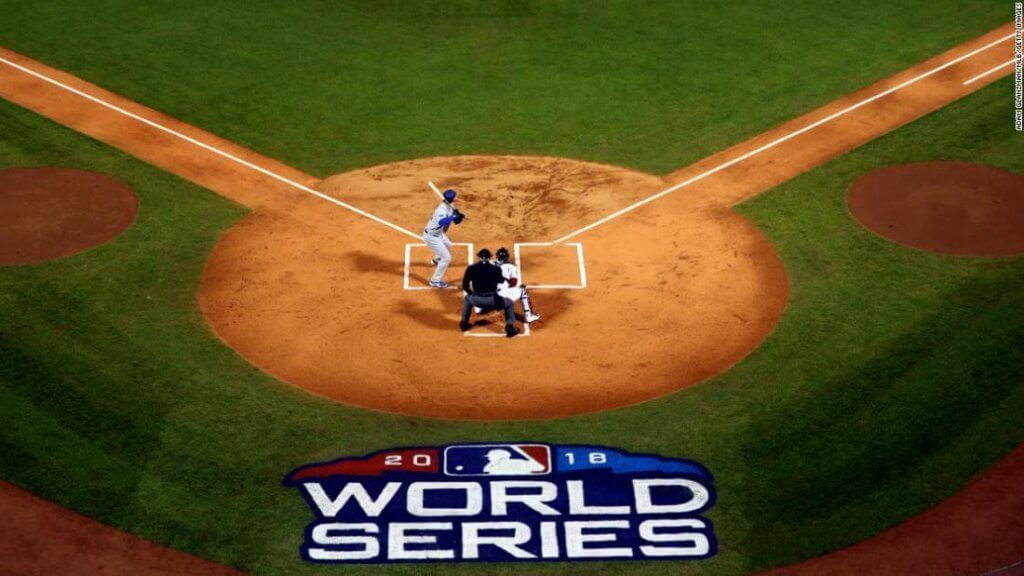 baseball the World Series