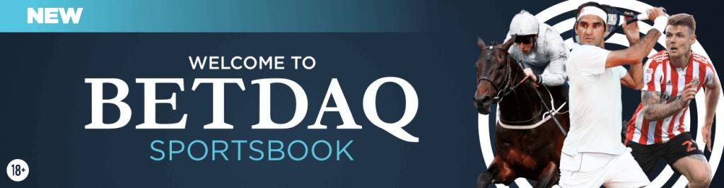 welcome to betdaq sportsbook banner