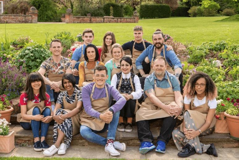 great british bake off 2019 team