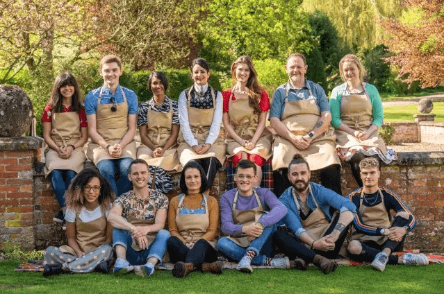 Great British Bake Off 2019 contestants - the youngest team yet