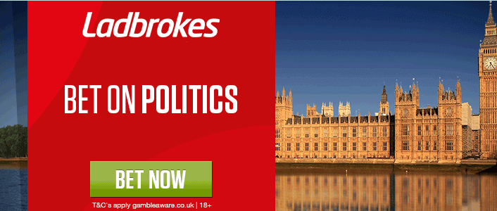 ladbrokes bet on politics banner