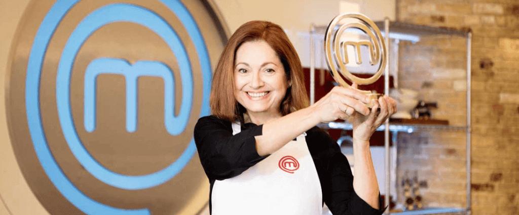 Irini Tzortzoglou - 2019 Masterchef Champion
