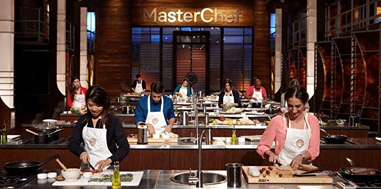 masterchef kitchen