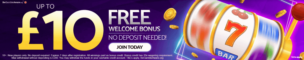 mfortune no deposit promotion