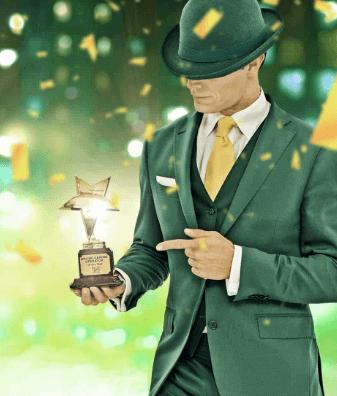 mr green award