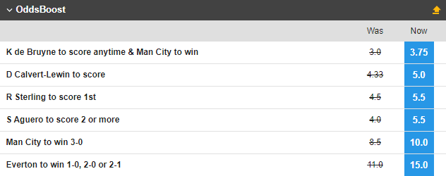 odds boost premier league