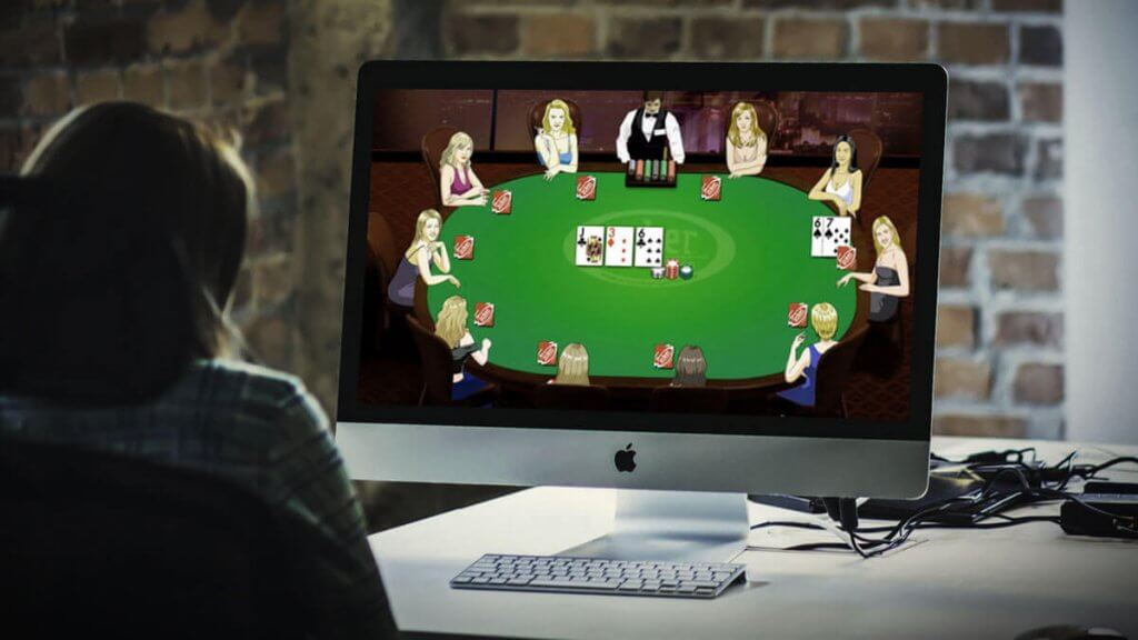 online poker negatives
