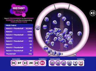 thunderball online