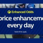 william hill daily enhanced odds